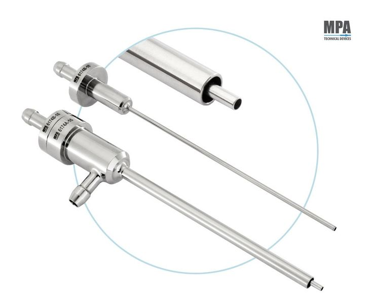Иглы для наполнения ампул для машин  фармацевтическая Groninger by MPA