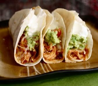 Crockpot Chicken Tacos Recipe To Die For