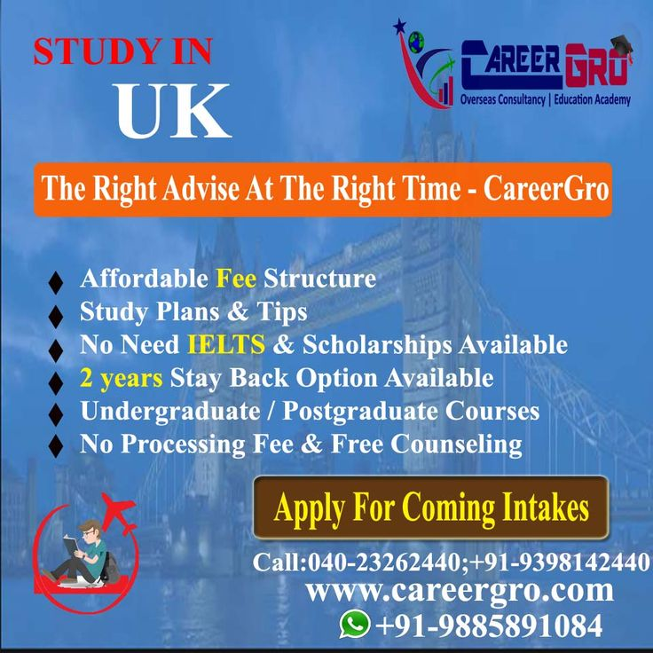 Make your Dream success and study in Abroad Study In UK