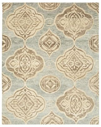 Intricately Handmade From The Finest Wool Using A Phoenix Weave The  Enamored Transitional Rug Oozes Style
