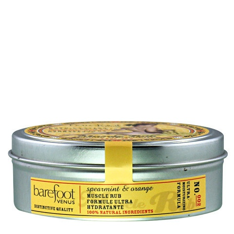 Restore softness. Massage tangled and tense muscles. Soothe a sore spot. Inside this magic tin is the answer.