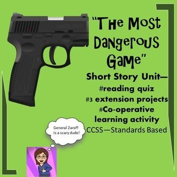 the most dangerous game short story The most dangerous game is a short story by richard connell that was first published in 1924 get a copy of the most dangerous game at bncom buy now.