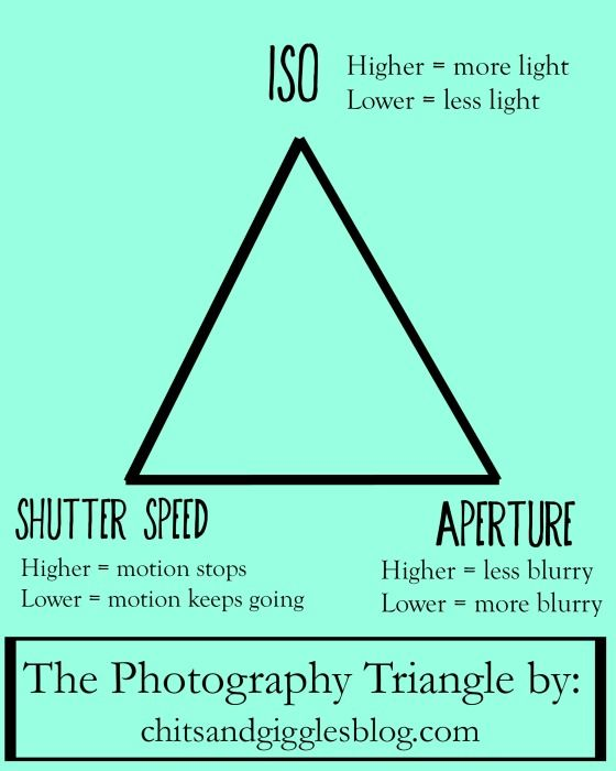 Best 25 photography triangle ideas on pinterest speed triangle the photography triangle chits and giggles blog photography fandeluxe Ebook collections