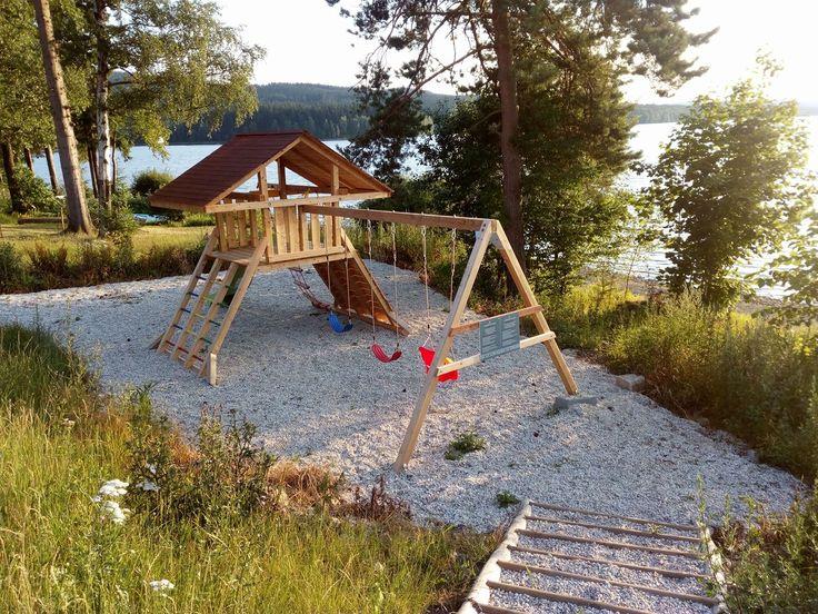 Speeltuin ~ Playground ~ Spielplatz ~ dětské hřiště