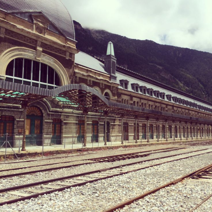 Canfranc International Trainstation