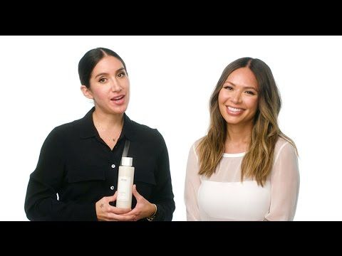 How to Get Effortless Textured Waves with Jen Atkin for Sephora - YouTube