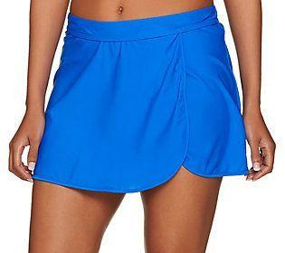 St. Tropez Wrap Skirt Swimsuit Bottom