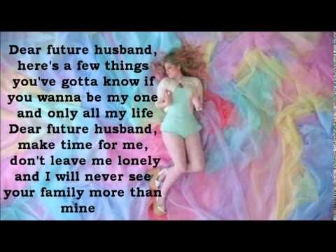 ********Its really not that difficult.  This song sums it all up for me.********  Meghan Trainor - Dear Future Husband Lyrics