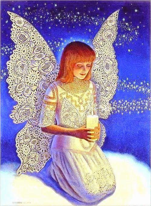 Le 10 regole per ENTRARE IN CONTATTO CON GLI ANGELI di Elizabeth Clare Prophet                            ...