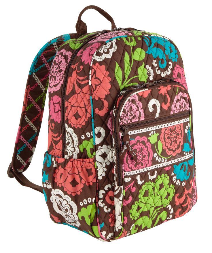 27 best Vera Bradley images on Pinterest | Backpacks, Backpack and ...