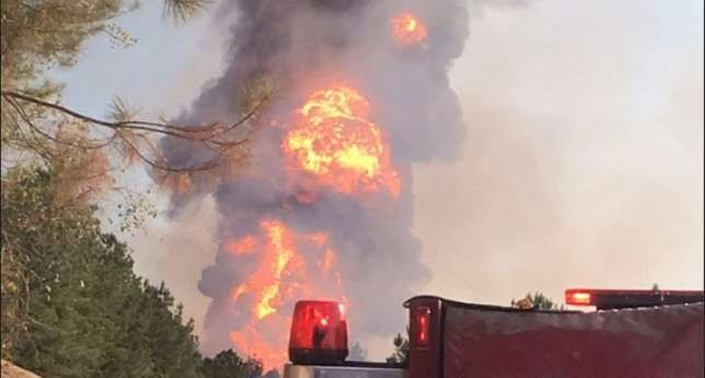 02/25/2017 - Nigeria - Gas export threatened as explosion hits NLNG gas pipelines
