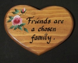 Friends are special