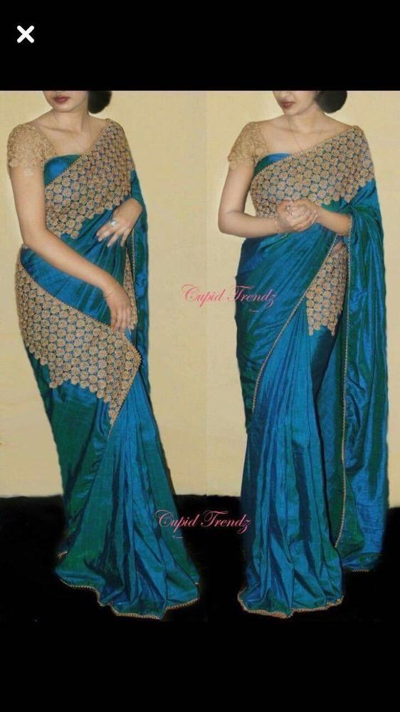 Indian pakistani designer bollywood saree wedding,party wear saree ethnic heavy