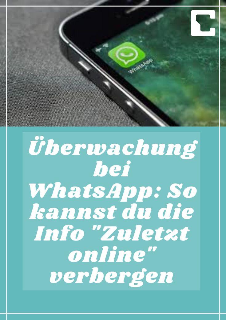 Wann Zeigt Whatsapp Online An