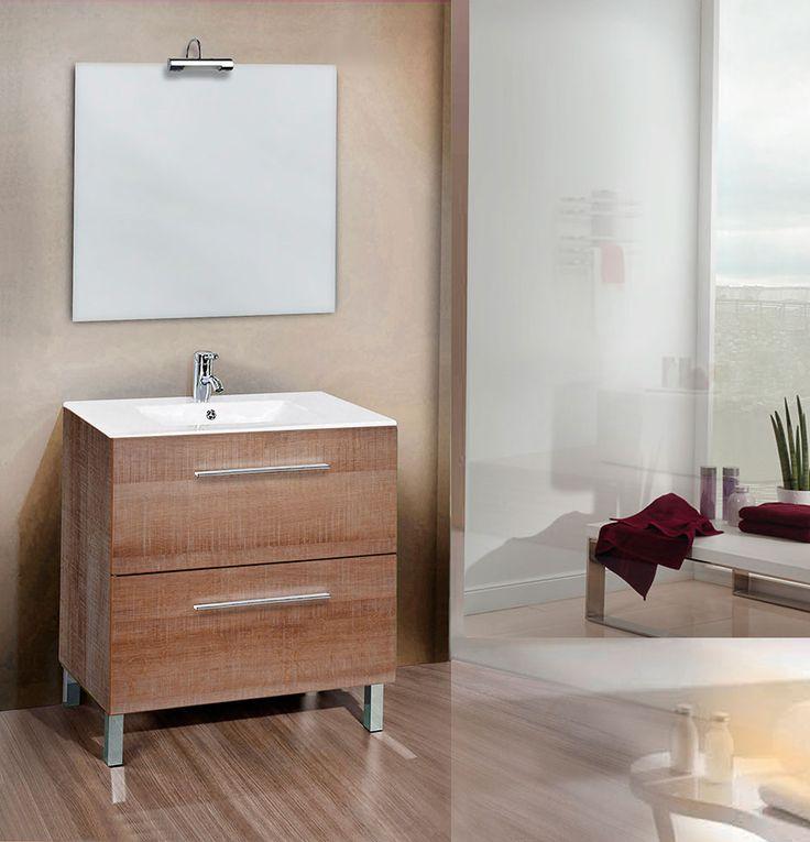 Muebles de ba o colecci n sol y le n muebles geminis for Muebles industriales online