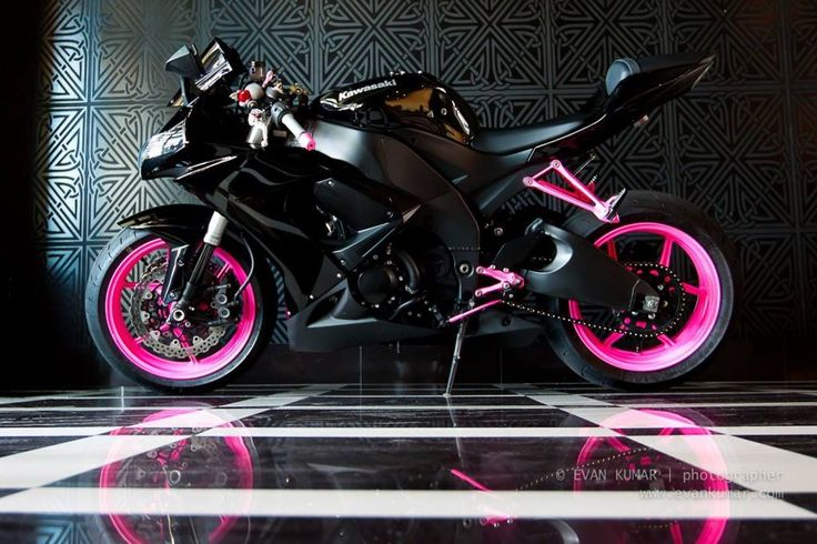 Love the Pink!