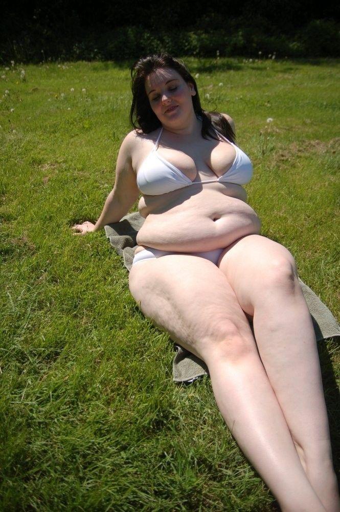 Ssbbw swimsuit