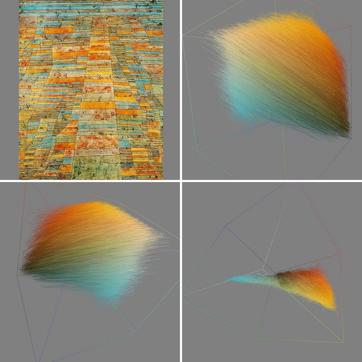 https://flic.kr/p/8Ar31S | Klee in rgb | Description of the process and Processing source code in this blog post