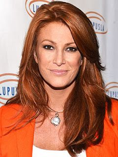 Chatter Busy: Angie Everhart Cancer Diagnosis