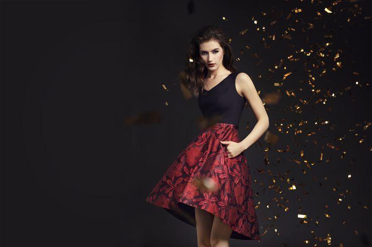 Taranko Christmas Evening ball gown