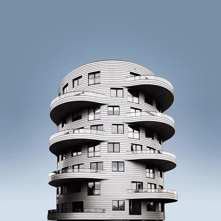 You'll Love This Abstract and Minimalist Architecture Photography by Andreas Lambrinos