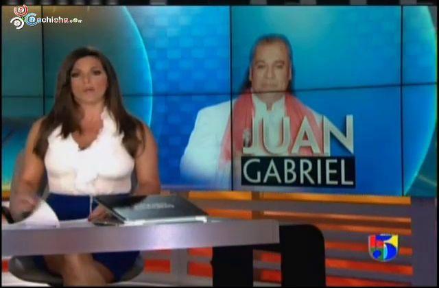 Lo Último Del Estado De Salud De Juan Gabriel #Video
