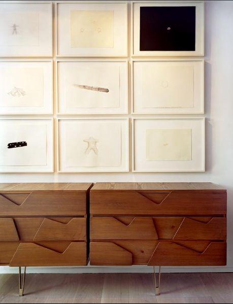 : Yabu Pushelberg: Toronto Residence; Gio Ponti chest of drawers