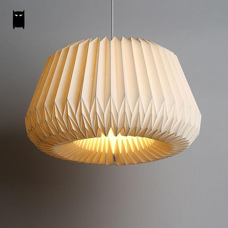 42 best rattan shade images on pinterest pendant lamps bamboo and white paper origami lantern shade pendant light fixture ceiling lamp bedroom soleilchat artscraftsmissionstyle mozeypictures Choice Image