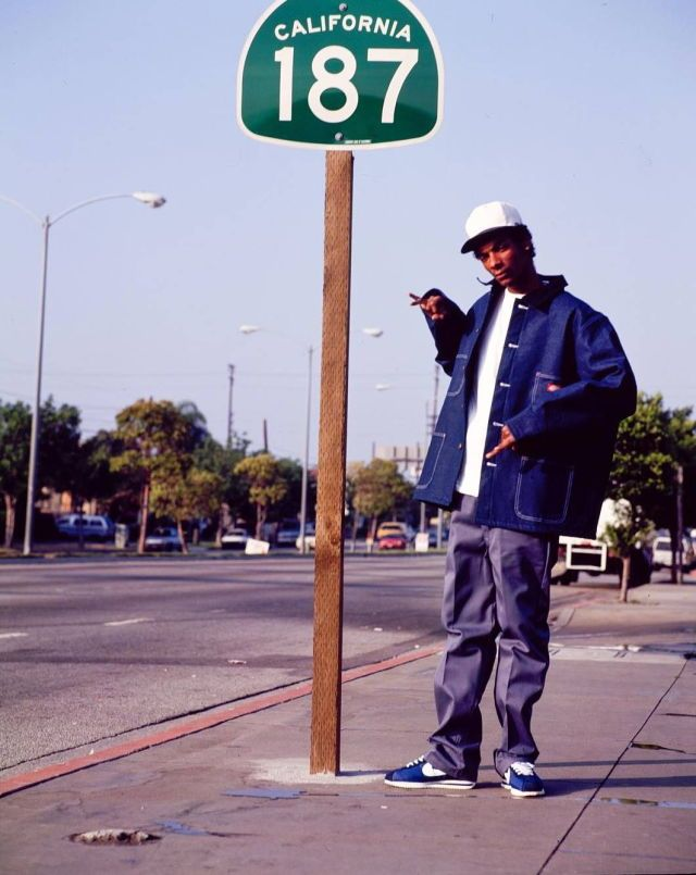 Snoop Dogg in 187ville