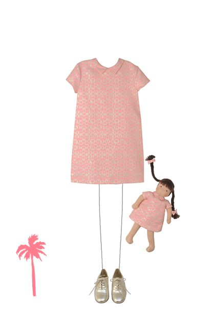 couture look girl dress summer chic