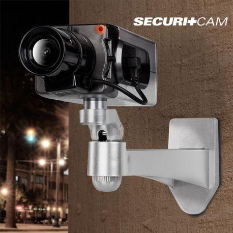 Cámara de Vigilancia Simulada Securitcam T6000 - 626