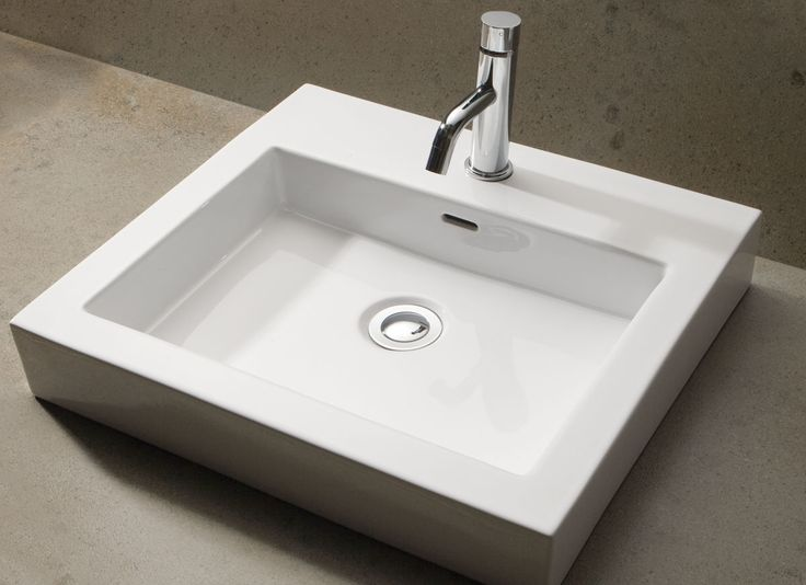 Kado | Lux | Above Counter Basin