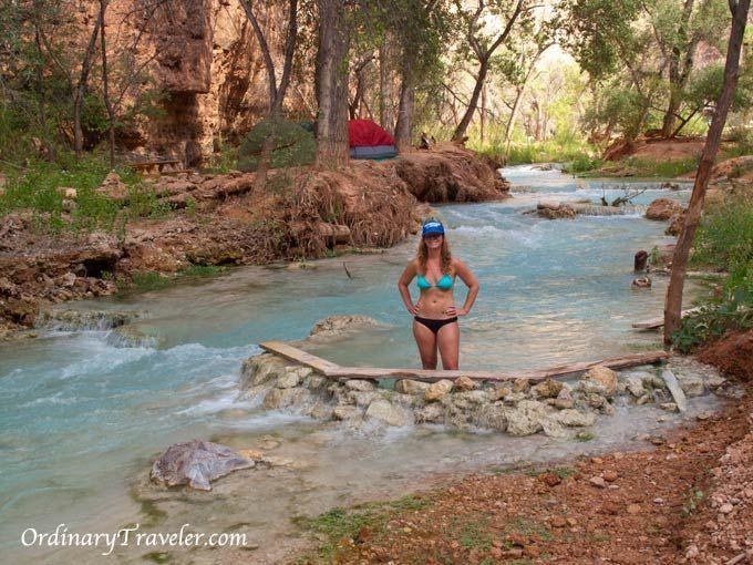 Havasu Falls Travel Tips, Havasupai Reservation, Arizona