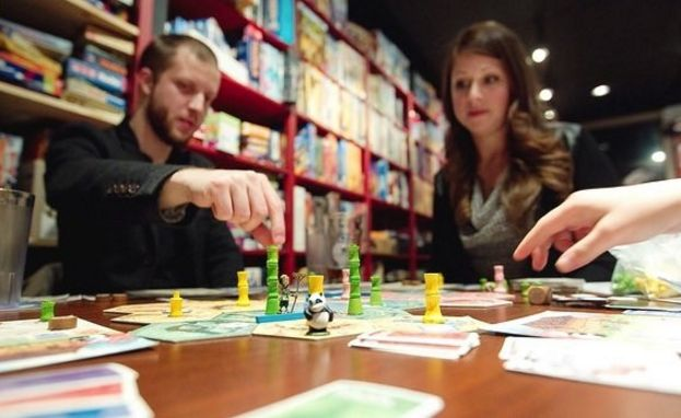 12 of The Best Strategy Board Games of 2017