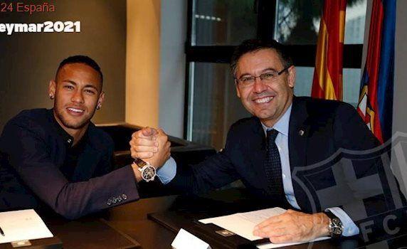 El Barça irá a juicio por la demanda de DIS en el 'caso Neymar 2'