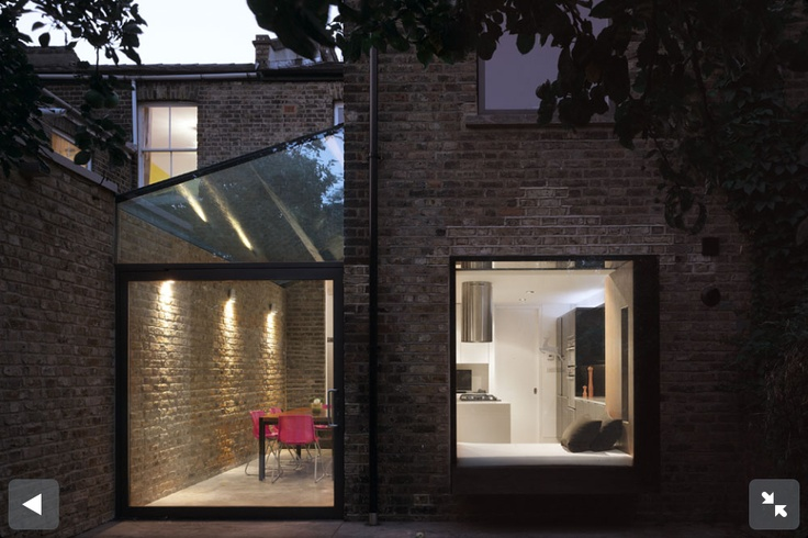 victorian terrace extension home pinterest. Black Bedroom Furniture Sets. Home Design Ideas
