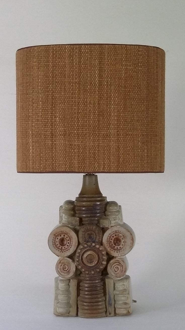 Vintage Table lamp, Bernard Rooke, UK 1968