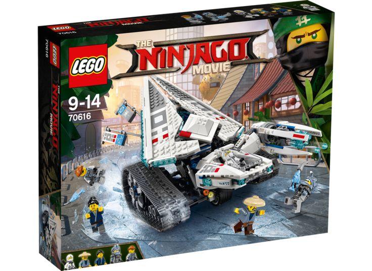 LEGO Ninjago 70616 Isstridsvogn