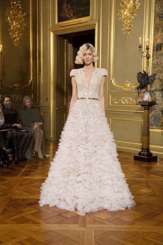 Jan Taminiau Couture Spring 2015