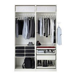 Hasv g ikea pax wardrobe wardrobes and the o 39 jays - Penderie roulette ikea ...