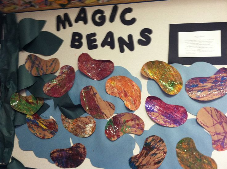 Jack and the Beanstalk's Magic Beans
