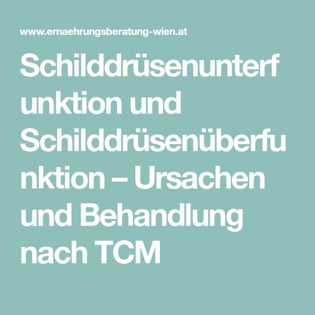 Schilddrüsenunterfunktion und Schilddrüsenüberfunktion – Ursachen und Behandlung nach TCM