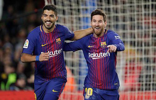 Spanish Cup: Barcelona reached the Quarter Quarter