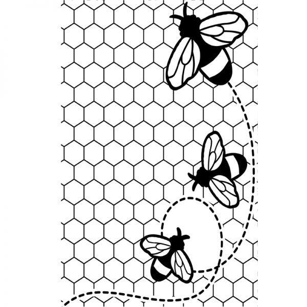 Embosovaci kapsa / Bees Buzzing