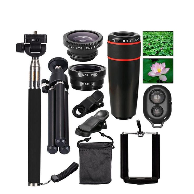 10 in 1 Camera Accessories Top Travel Kit