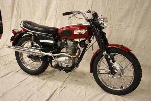 1969 Triumph Trophy 250 - Dewey, AZ #1767591818  Once Driven