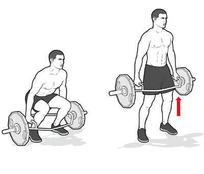 Image result for trap bar deadlifts