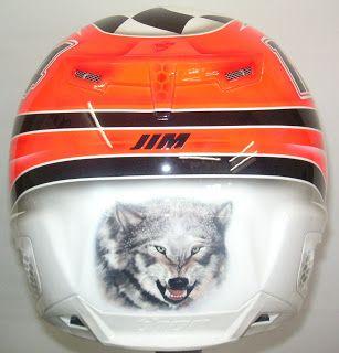 Thor Motocross Helmet Design #191 ~ Hand Painted Helmets - Design your helmet today..!!