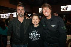 Party Pics: Season premiere watch party with 'Fast N' Loud' stars at Gas Monkey | Dallas-Fort Worth Nightlife News and Photos - Entertainment News for Dallas, Texas - GuideLive