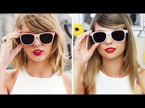 How To Look Like Taylor Swift | 1989 Makeup Tutorial - YouTube  Oh hey! Cool! Thanks internet!